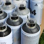 Ventajas del uso del aerosol para los murales decorativos